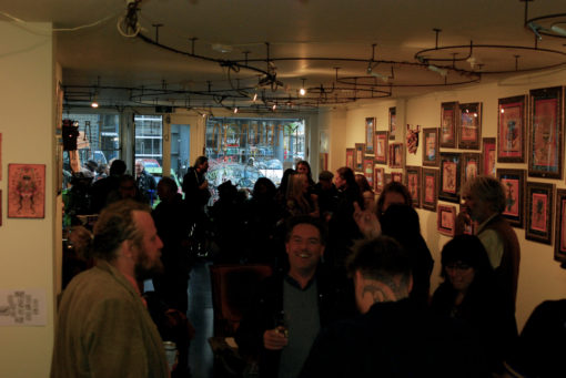 Tattoo Tattoo | Kamiel Proost Exhibition