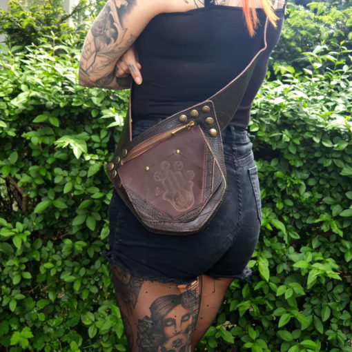 Freya Leather Creations Bag