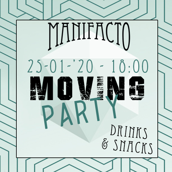 moving party | Manifacto Amsterdam