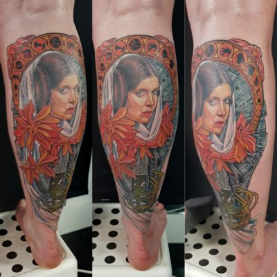 Izhar Rott Tattoo | Manifacto Amsterdam | Tattoo & Art