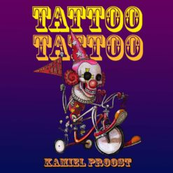 Tattoo Tattoo book, Kamiel Proost, artist book