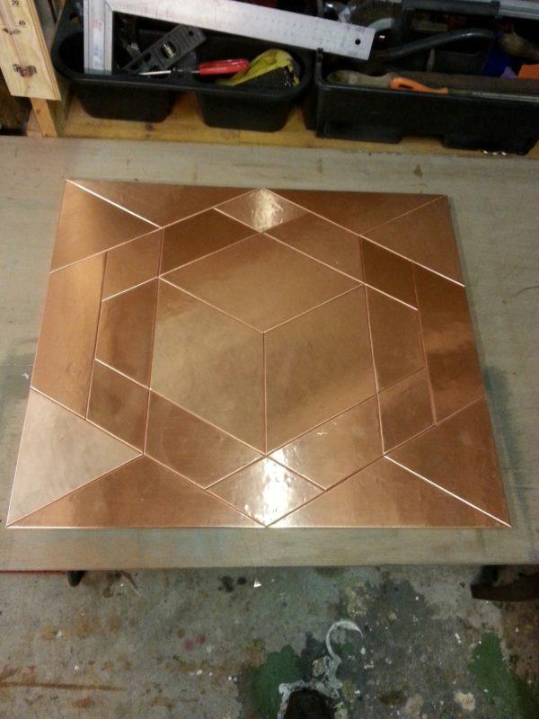 Rob Rott Copper work