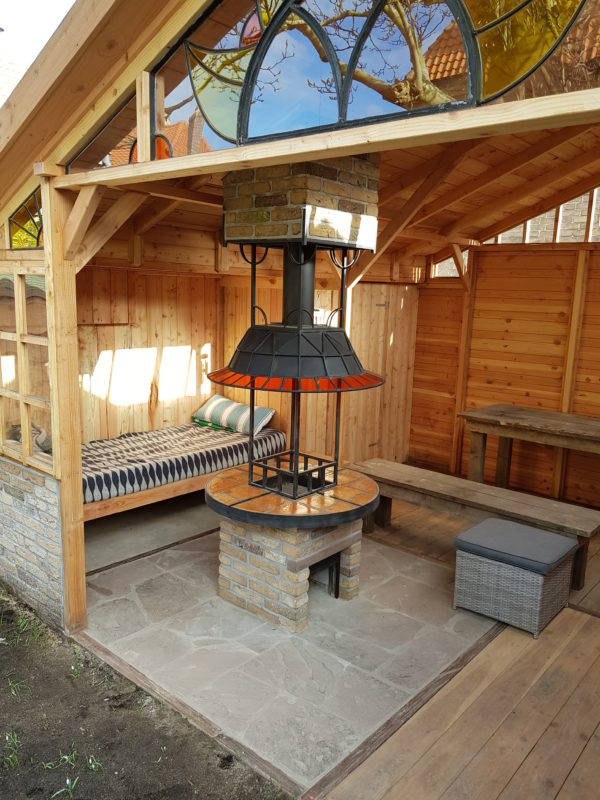 Rob Rott Fireplace