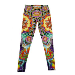 """Dance of the Turtles"" Leggings 