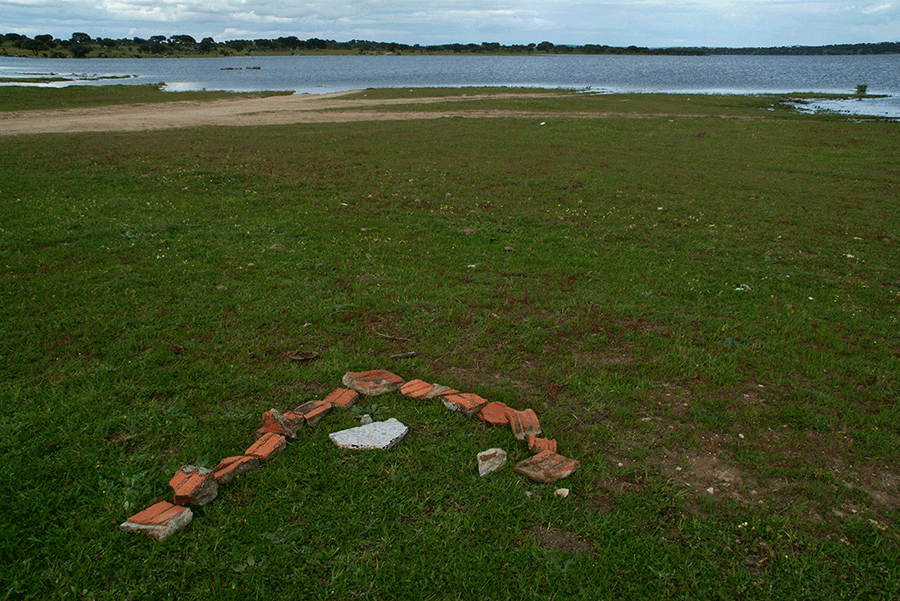 Mariana Oliveira Land Art