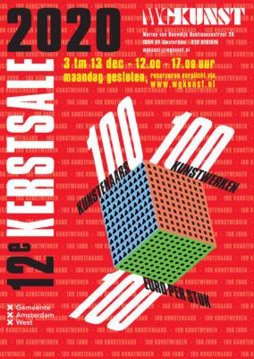 Exhibition WG Kunst, Mariana Oliveira Art, Manifacto Amsterdam