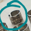 silver rings, 925 sterling silver, sacred geometry rings, silver jewellery