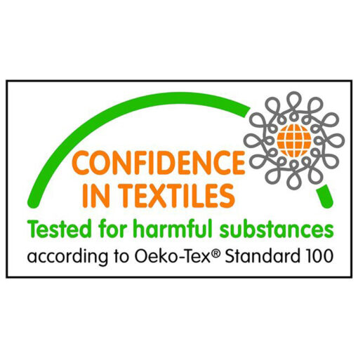 CONFIDENCE IN TEXTILES – Tested for harmful substances in accordance with Oeko-Tex® Standard 100