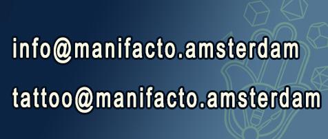emails Manifacto Amsterdam